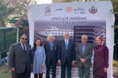Rotary clubs celebrate the launch of the first floating hospital in the Middle East